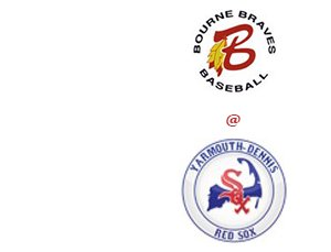 The Bourne Braves visit the Yarmouth Dennis Red Sox in the Cape Cod Baseball League Matchup