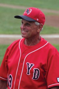 Scott Pickler, Coach of the Y-D Red Sox of the Cape Cod Baseball League