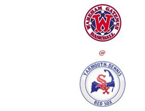 The Wareham Gatemen visit the Yarmouth Dennis Red Sox in the Cape Cod Baseball League Matchup