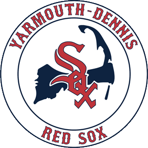 Logo for the Yarmouth Dennis Red Sox of the Cape Cod Baseball League